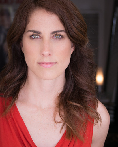 Actor Erin Foley